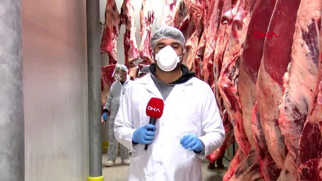 """Adana Veteriner Hekimler Odası """"Kontrolden geçmiş, damgalı eti tercih edin"""""""