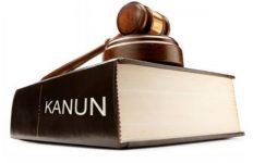 Temel Ceza Kanunlarına Uyum Amacıyla Çeşitli Kanunlarda ve Diğer Bazı Kanunlarda Değişiklik Yapılmasına Dair Kanun ( 6343 Değişiklik )