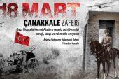 18 Mart Çanakkale Zaferinin 106. Yıl Dönümü Kutlu Olsun..!