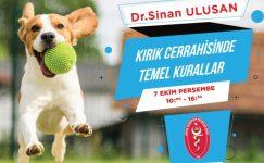 Kırık Tedavisinde Temel Kurallar – Dr. Sinan Ulusal – 7 Ekim Perşembe